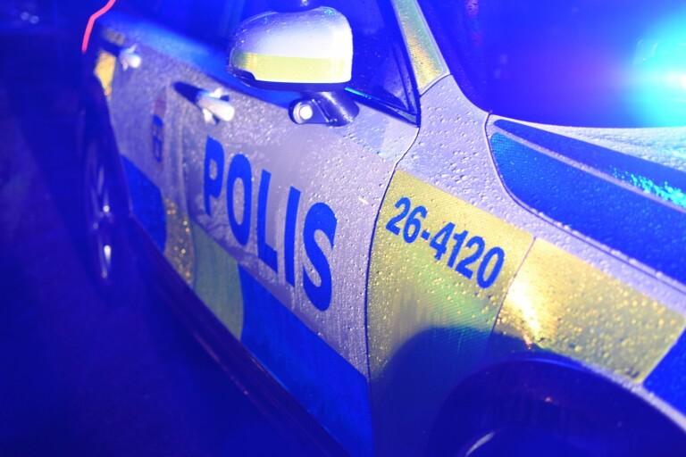 13-årig pojke försvunnen i Kalmar