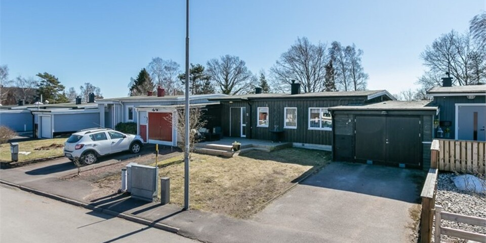 1. Blåbärsstigen 11, Fallebo, Oskarshamn. Boyta: 114 kvadratmeter. Utropspris: 1 795 000 kr.