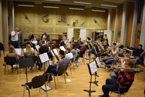Instrumentförråd försvinner: Orkestern orolig att de måste hitta ny lokal