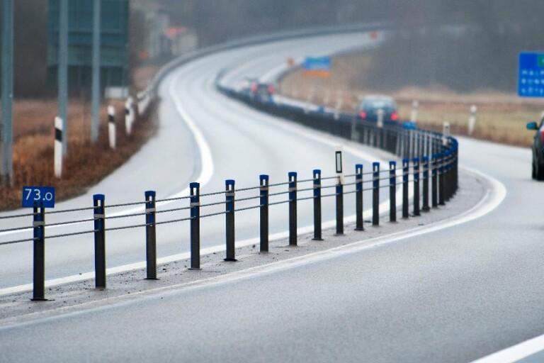 Riksväg 23 byggs om – arbetet beräknas pågå i två år