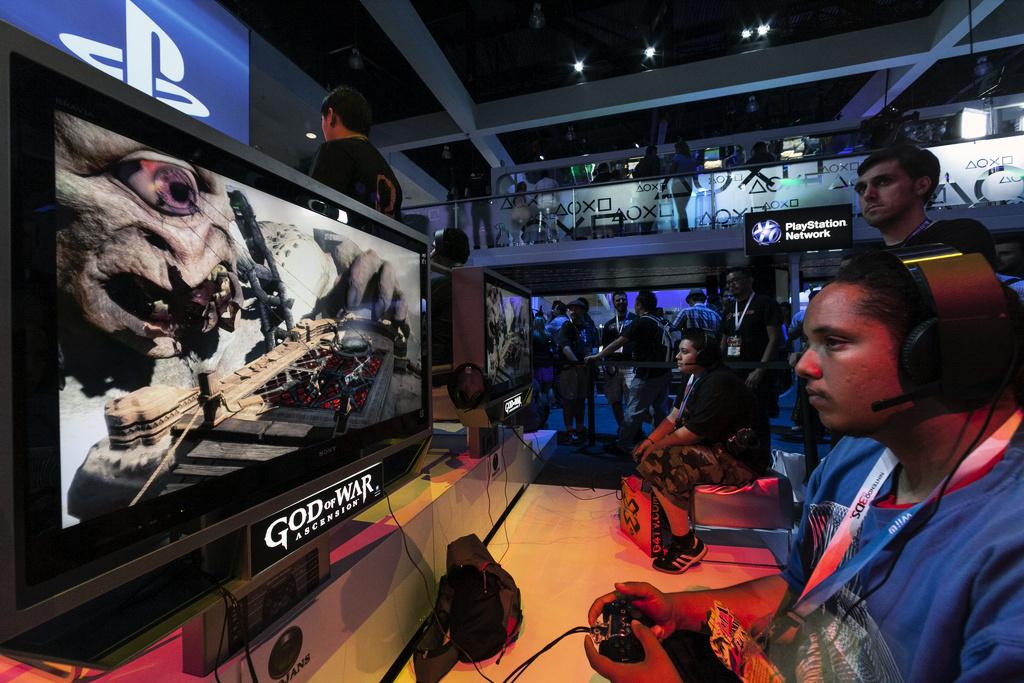 Sony visar upp Playstation 5-spel i juni