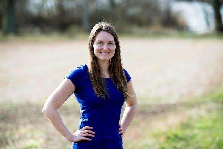 Stina Pettersson tar över som projektledare för Lokalkorrarna.