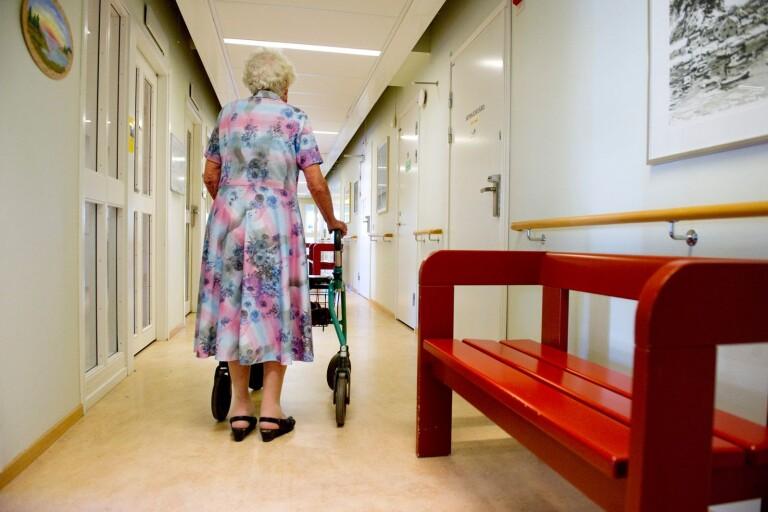 Äldre har inte fått den covid-vård de skulle ha