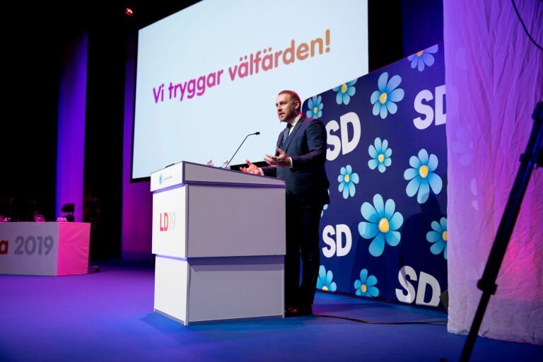 Ledare: Det sossiga Sverigedemokraterna