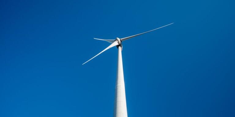 """""""Problemet vindkraft är att det inte går att spara vind"""""""
