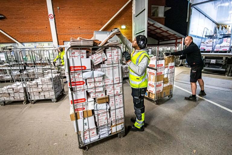 Point Logistik – ett väloljat maskineri