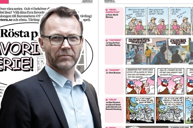 """Anders Enström: """"Nu byter vi serier – och makten är din"""""""