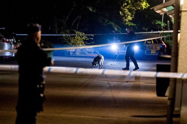 Misstänkt mordförsök i Borås: Skott gick in genom fönster till bostad