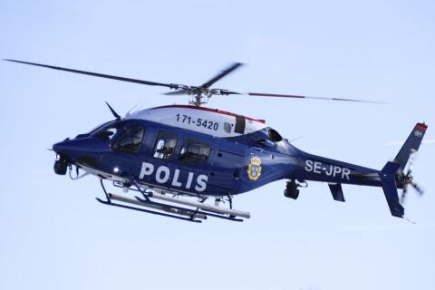 Polisen söker vidare efter den försvunne 55-åringen