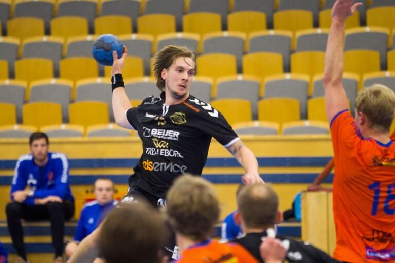 HBK-spelaren tvingas ge upp handbollen