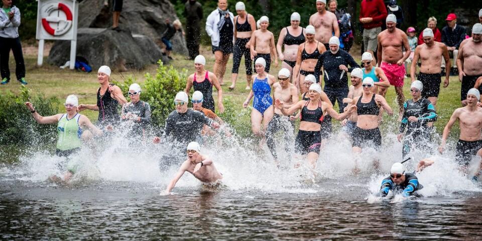 Holmsjö Triathlon.