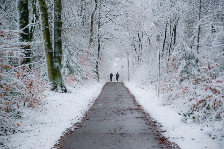Vintercykling ökar under pandemin