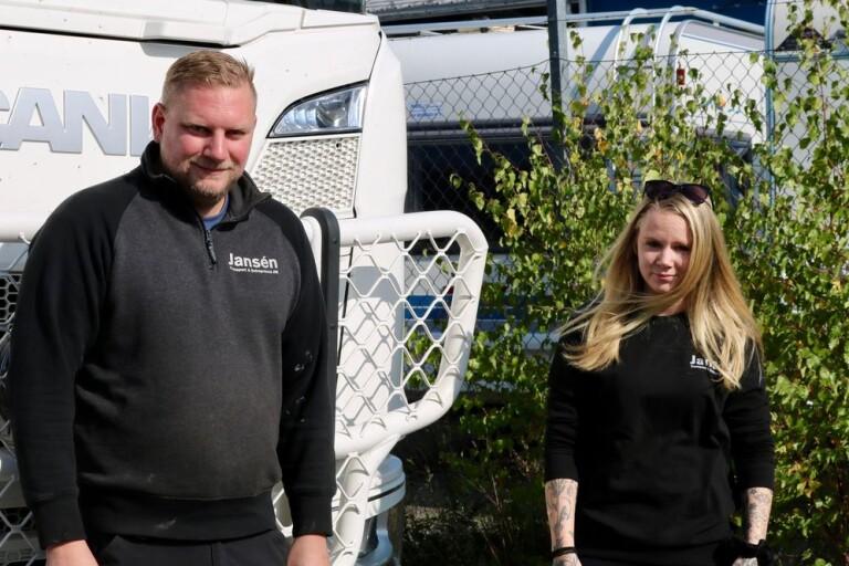 Kalmar: Företag skänker pengar för varje mil i lastbilen