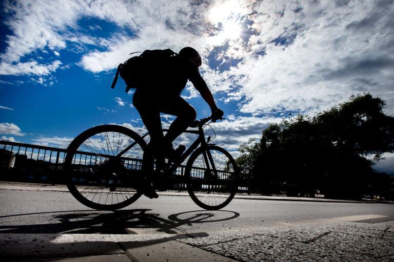 Cyklismen behöver lyftas fram i stadsplaneringen.