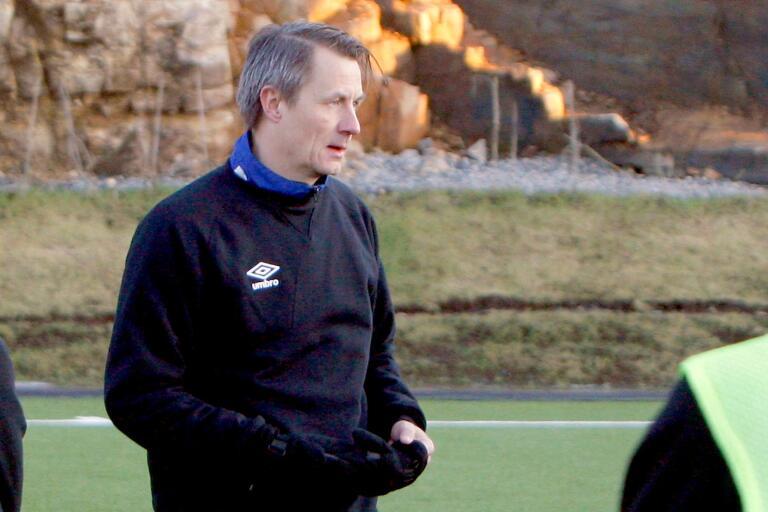 Crister Kaljo, tränare i Södra Ving. Arkivbild.