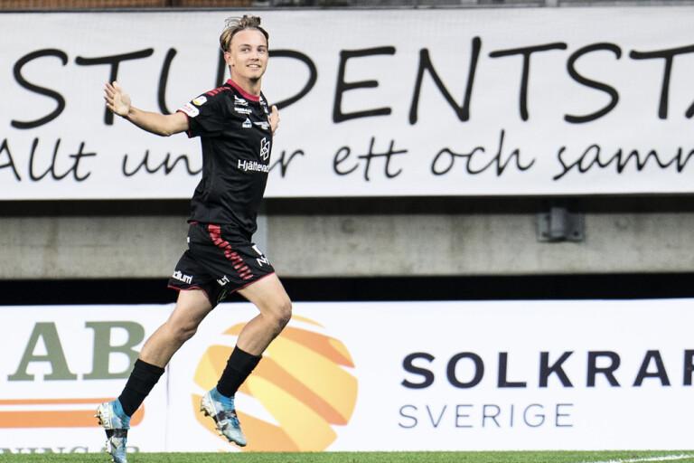 Tung seger för Kalmar i Göteborg