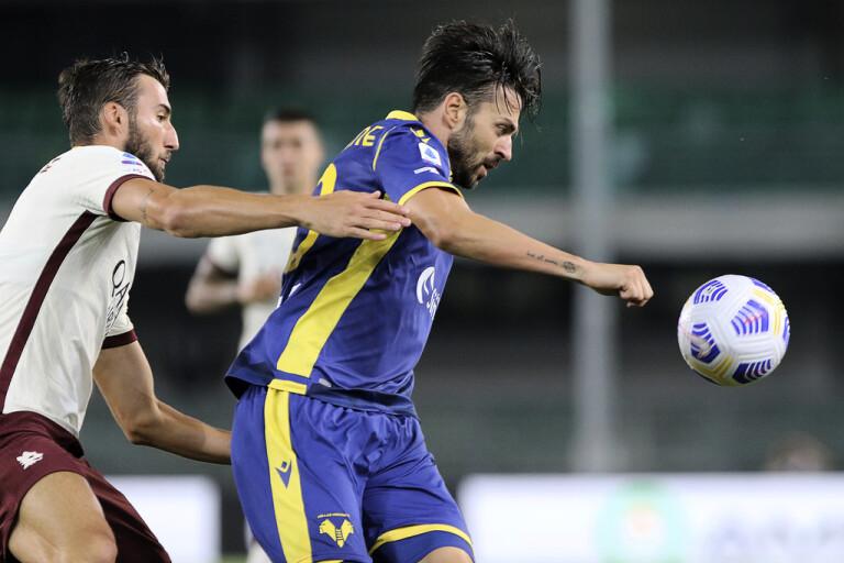 Publik släpps in i Serie A