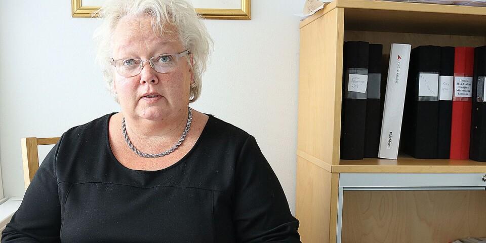 Anki Ståhl, socialchef i Mörbylånga kommun konstaterar att en person på ett äldreboende i kommunen bekräftats smittad av coronaviruset.