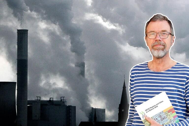 Jan Lindsten: Vi tål att höra bistra klimatnyheter också