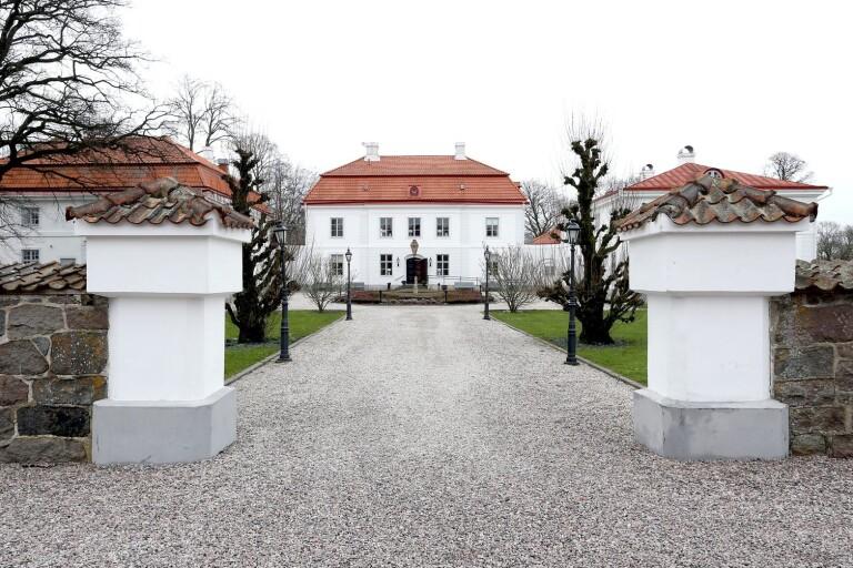 Bjärsjölagårds slott öppnar även denna påsk för konsten.