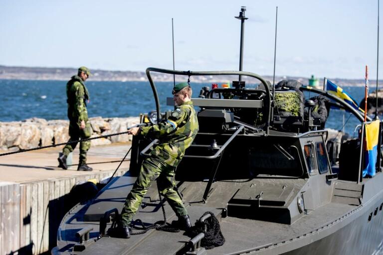 Värnpliktsförsvar räcker inte i kris