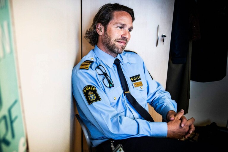 """Därför slutar Borås polischef: """"Inte längre värt det"""""""