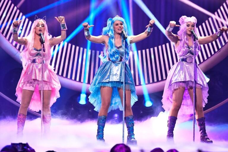 Trelleborg utslaget ur Melodifestivalen