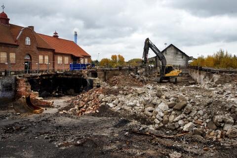 Byggboom i Kristianstad: Här byggs och rivs det i centrum