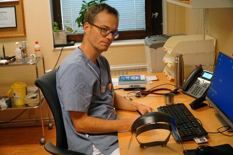 Andreas Thörneby möter fler och fler vars hälsa påverkas av covid-19 trots att de inte varit sjuka i infektionen, i stället är det isoleringen som tär på dem.
