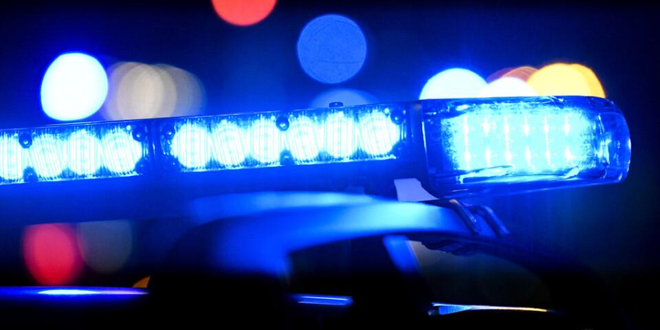 Kvinnan hittades död efter att polis kallats till platsen natten mot söndagen. Arkivbild.