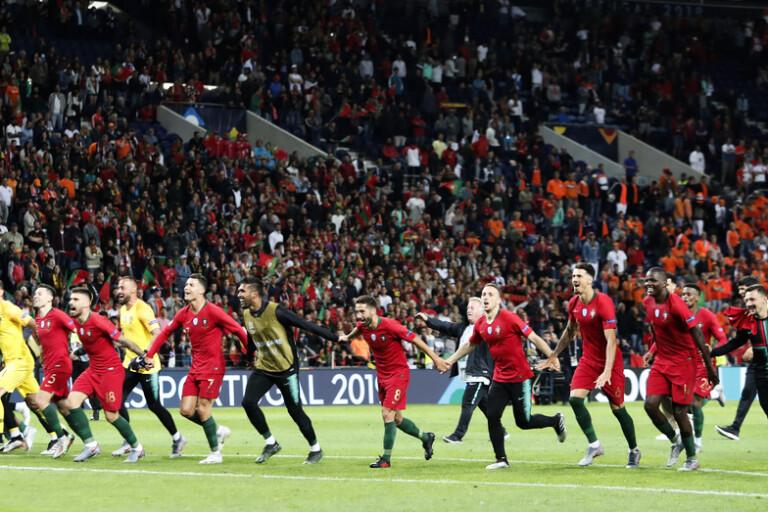 Nations League-finalen spelas på San Siro
