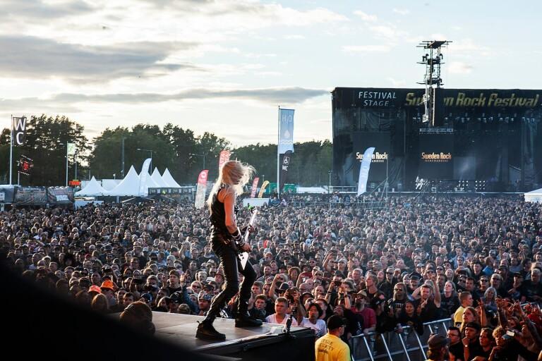 Beskedet: Sweden Rock ställer in årets festival