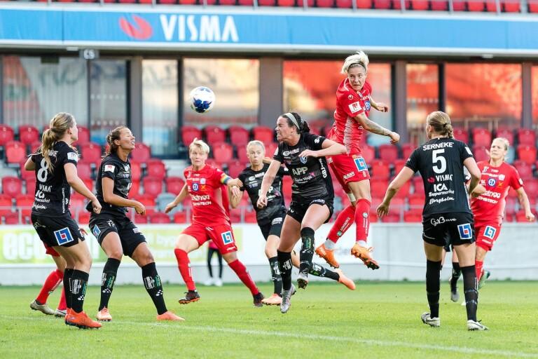 Ny förlust för Växjö DFF