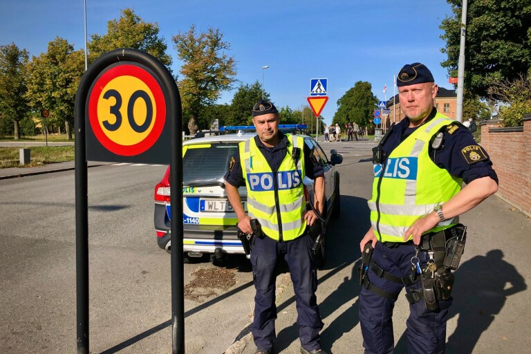 Polisen: Nu blir det fler fartkontroller i Kristianstad