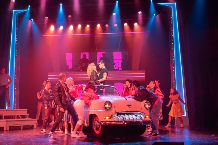 Nya datum för musikalen Grease
