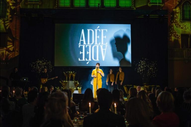 """Adée arrangerar konsert: """"Saknar att turnera"""""""