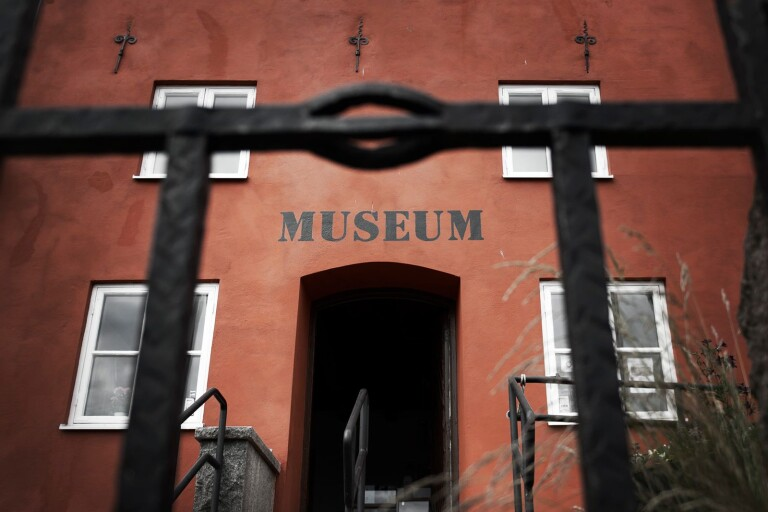 Museet hotat: Nu agerar Åhusbor