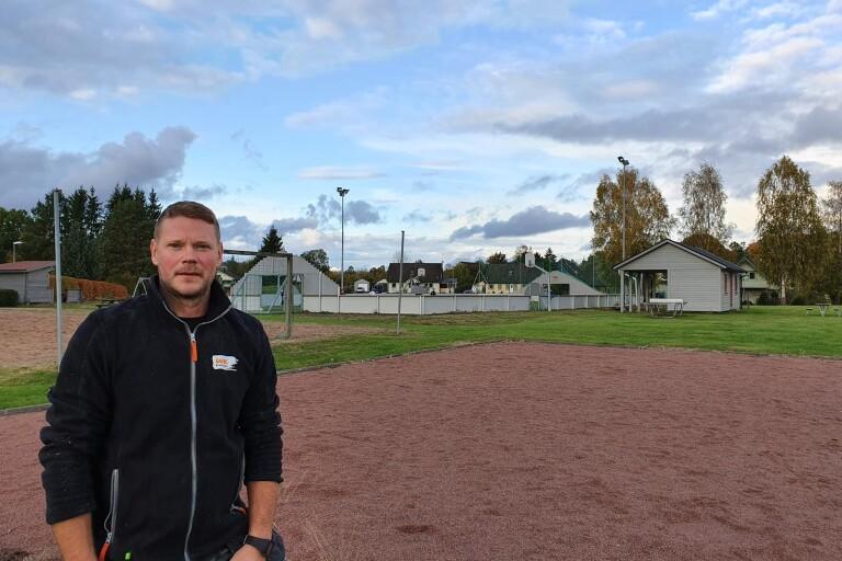 """Många vill bygga padelbana i Högsby: """"Jobbar för att hitta lösning"""""""