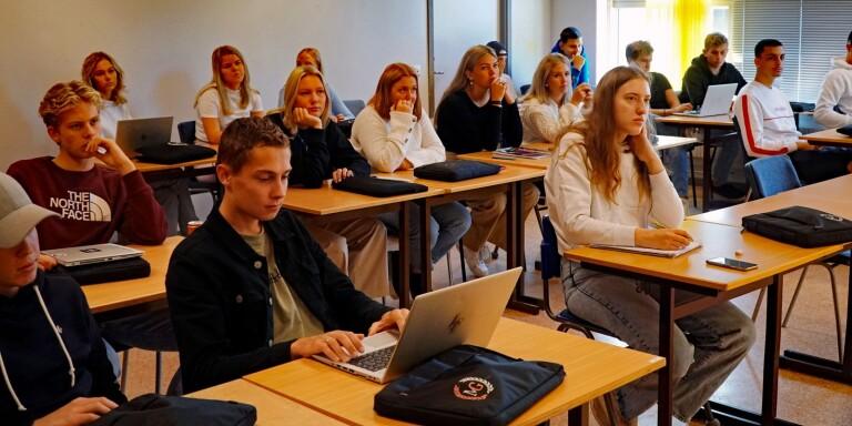 Föräldrar oroliga över smitta i skolan