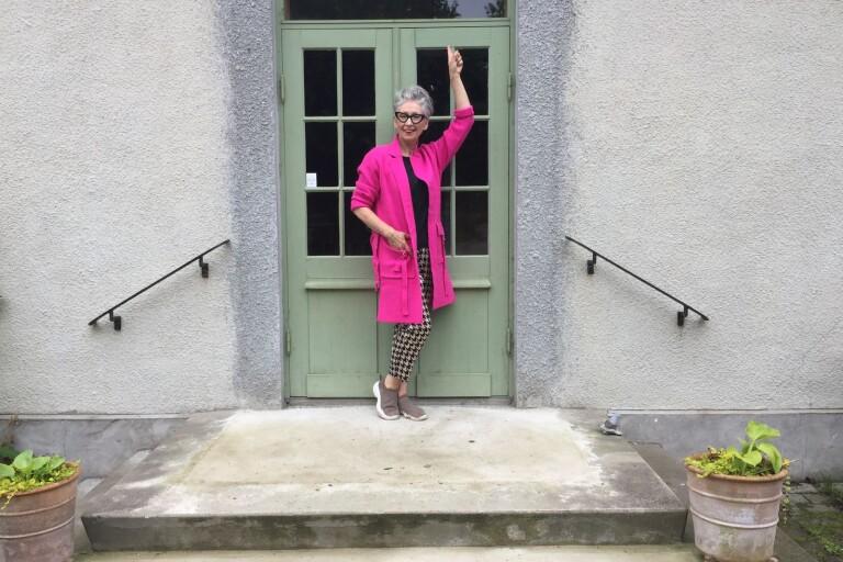 Modevisning i Folkhemmet