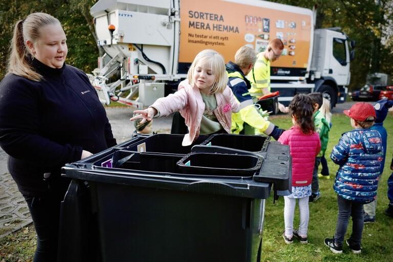 Tusentals barn hyllas – har städat upp i Borås