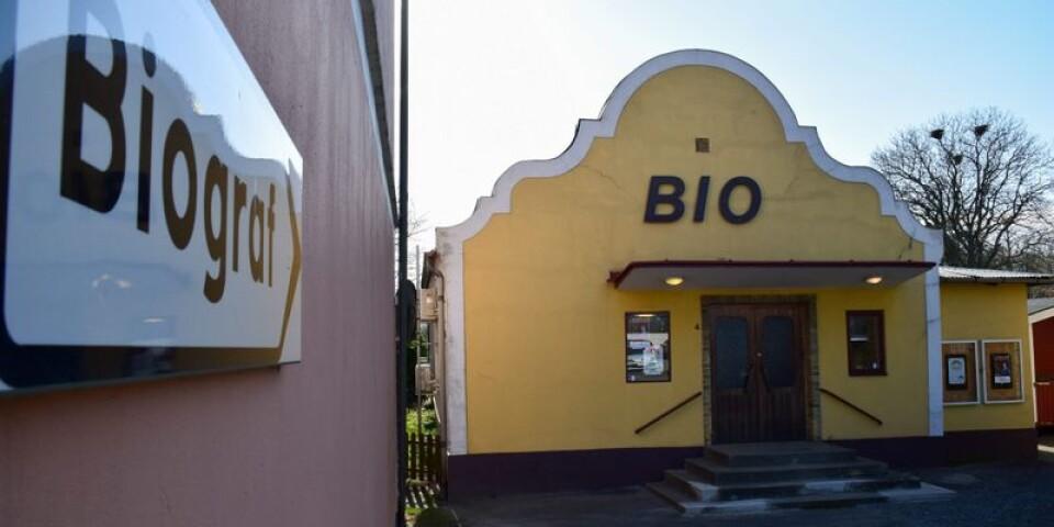Borrby bio ställer in vårens filmvisningar.