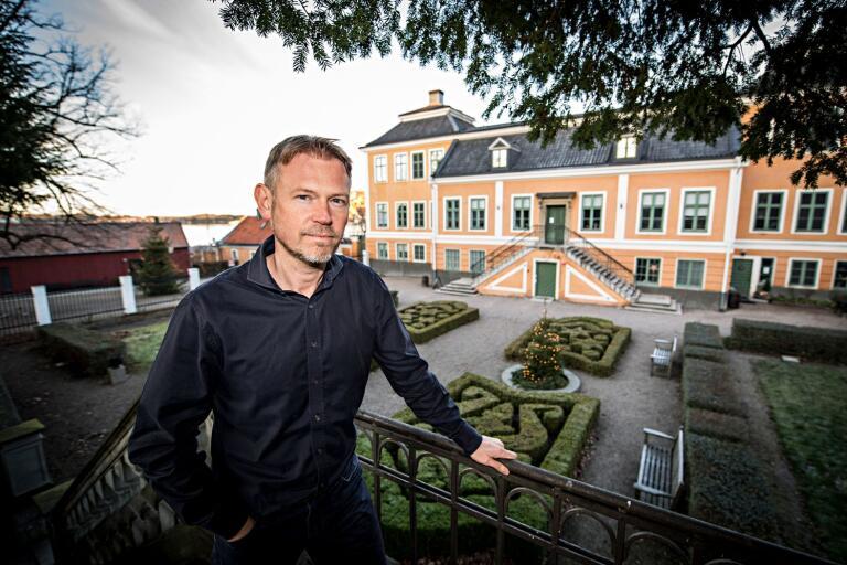Marcus Sandekjer, chef för Blekinge museum, reser mycket både i jobbet och privat. Men det vackraste tror han finns alldeles framför näsan på oss, här hemma i Blekinge.