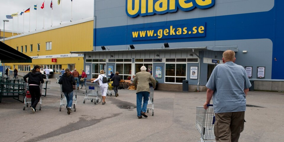 24 gratis bussresor blir det till GeKås i Ullared.