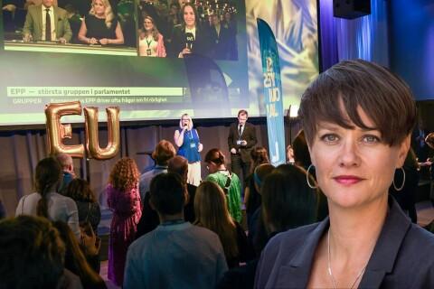 Hanna Grahn: Sverige rör sig högerut