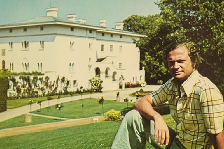 Kungliga somrar visas på Sollidens Slott