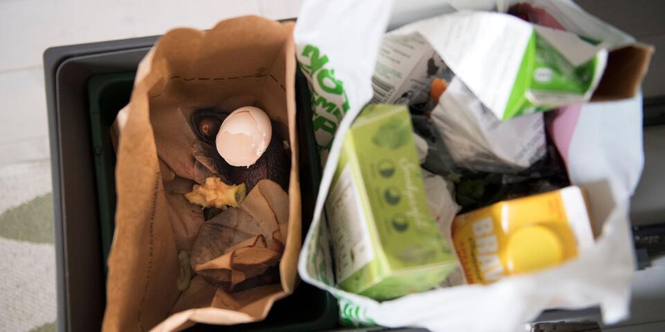 Göingehem räknar med att betala 1,3 miljoner kronor extra i år för felsorterade sopor.