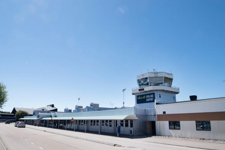 Flygplatsen får miljonstöd