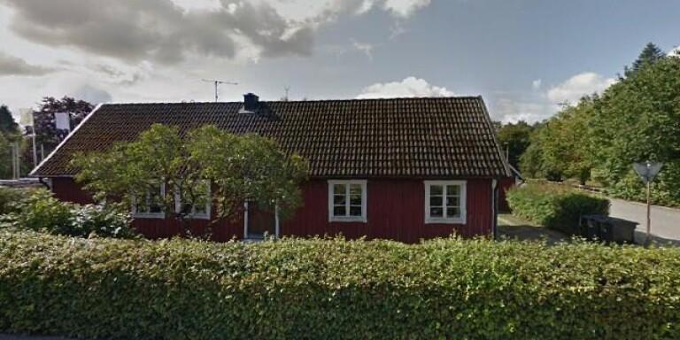 60-åring ny ägare till fastigheten på Bygatan 10 i Hästveda – prislappen: 550000 kronor