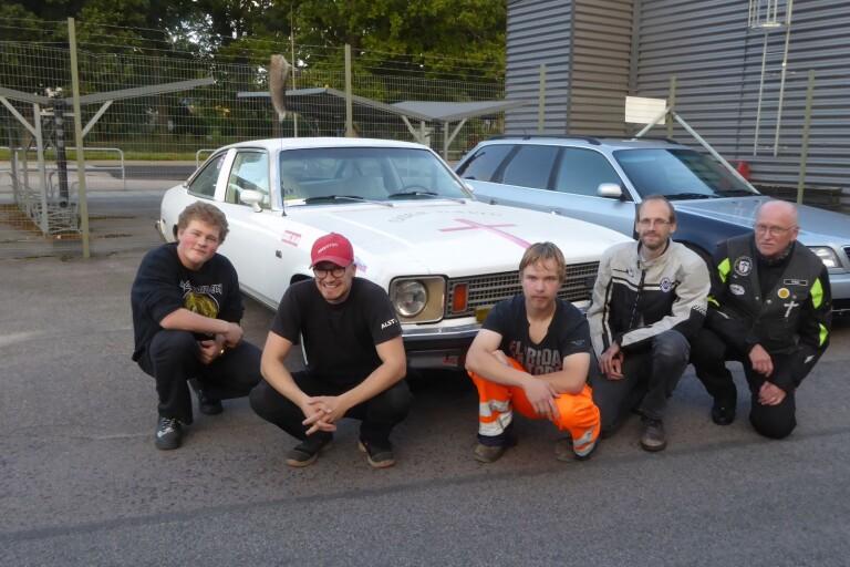 De vill kicka igång ungdomars motorintresse i Växjö